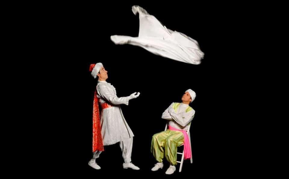 Louis-Olivier Ostrowsky Omar Pasha théâtre noir magique